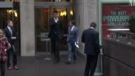 Yao Ming leaving the FOX Friends Show Celebrity Sightings in New York on Nov 12 2014 in New York City New York