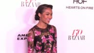 Yara Shahidi at the Harper's BAZAAR Celebrates 150 Most Fashionable Women at Sunset Tower on January 27 2017 in West Hollywood California