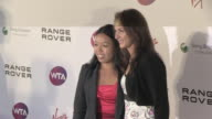 Yaroslava Shvedova Vania King at the WTA PreWimbledon Party at London England