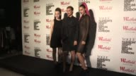 Yasmin Le Bon Amber Le Bon Lizzy Jagger at Vogue Fashion Night Out at Westfield on September 06 2012 in London England
