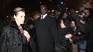 Yasmin Le Bon Amber Le Bon Video Sightings on February 09 2013 in London England