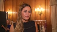 Yasmin Le Bon Dorchester Collection Fashion Prize Judge on why its important for people like her to get involved in this on generating interest