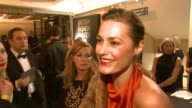 Yasmin Le Bon on fashion in general on getting ready for fashion events and what she's wearing at the British Fashion Awards arrivals at London