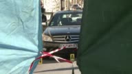 A 24 year old man was killed in a hail of gunfire in the northern suburbs of Marseille on Monday the second death by shooting in Frances second...