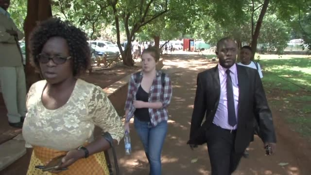 A 25 year old US journalist charged with subversion after tweeting that Zimbabwe's President Robert Mugabe is selfish and sick has been remanded in...