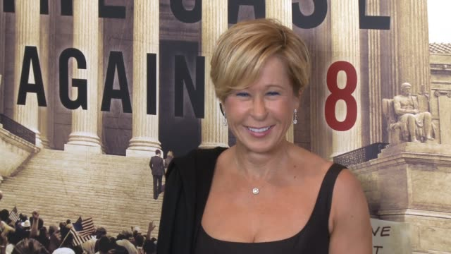 Yeardley Smith at the HBO Documentary 'The Case Against 8' Los Angeles Premiere at Directors Guild Of America on June 03 2014 in Los Angeles...