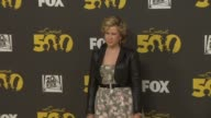 Yeardley Smith at The Simpsons 500th Episode Celebration On The Yellow Carpet in Hollywood CA on 2/13/12