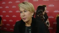 INTERVIEW Yeardley Smith on the event at SAG Foundation 30th Anniversary Celebration at Wallis Annenberg Center for the Performing Arts on November...