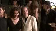 Yeardley Smith producerwriter Matt Groening director David Silverman and Julie Kavner at the 'The Simpsons Movie' Los Angeles Premiere at the Mann...