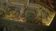 A yearlong restoration of the Farnese Gallery at the French embassy in a Renaissance palace in Rome will begin next month officials said on Wednesday...