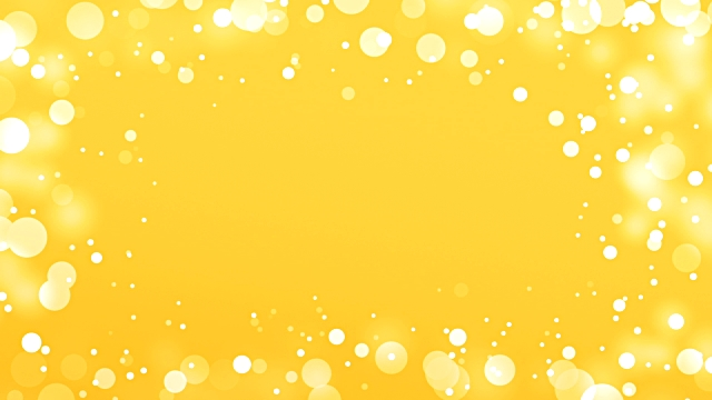 Yellow Frame Background (Loopable)