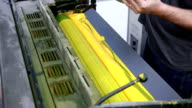 Yellow Ink Duct...