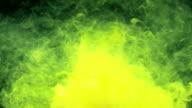 MS SLO MO Yellow ink twirl under water / Sao Paulo, Brazil