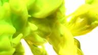 Gelbe Turbulenz