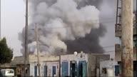 Yemen Hudaida Explosion
