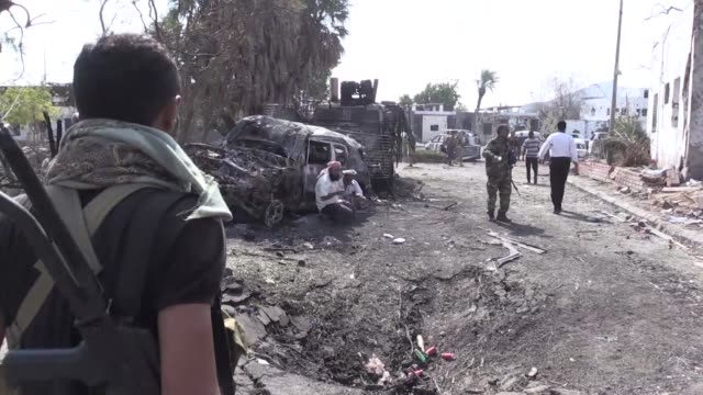 Yemeni forces ended a hostage crisis Monday with 29 police and six civilians dead a day after the attack claimed by the Islamic State group began...