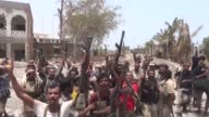 Yemeni loyalist forces said they advanced Monday into the last district of the southern port city of Aden still held by Iran backed rebels seeking to...