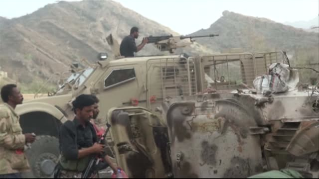 Yemeni loyalists supported by a Saudi led coalition continued to battle Wednesday to oust Iran backed rebels from the strategic southern province of...