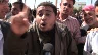 Yemeni police on Sunday dispersed a protest in Sanaa calling for President Ali Abdullah Saleh's ouster Sanaa Yemen