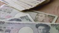 CU, CS, Yen banknotes