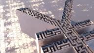 Yen maze