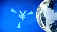 Yen Recycle And Crystal Globe
