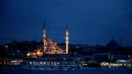 Yeni Camii in Istanbul