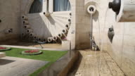 Yerevan, Cascade, view of statues and monuments