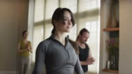 MS Yoga class / Orem, Utah, USA