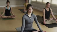 MS PAN Yoga class / Orem, Utah, USA