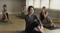 WS Yoga class / Orem, Utah, USA