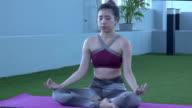 Yoga On Building