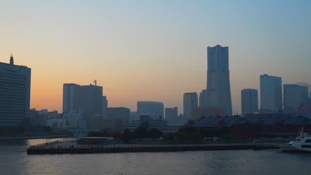 Yokohama timelapse