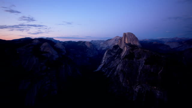 TIME LAPSE: Yosemite Day to Night