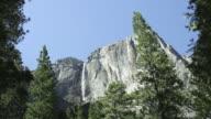 Wasserfall Yosemite Falls