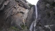 Yosemite Falls Waterfall in Yosemite National Park