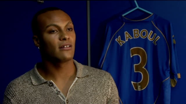 Younes Kaboul signs for Portsmouth Kaboul interview SOT Talks about ambitions for next season/Wants to play as many games as possible/Wants team to...
