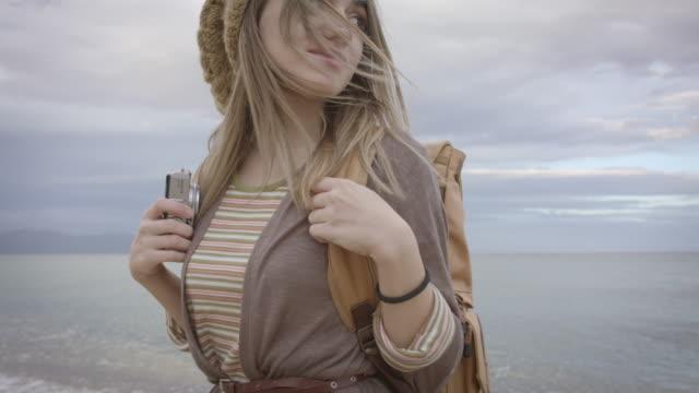 Junge Abenteuer Fotograf 4K