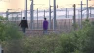 A young African was killed by a freight train near the entrance to the Channel Tunnel in France early Thursday in the latest death of a migrant...