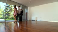 HD DOLLY: Young Couple Looking For A New Home