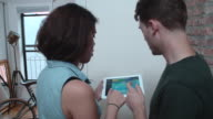 Young Couple Picks Paint