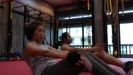 JD-Training im Fitness-Studio