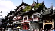 Yu yuan i Shanghai Kina
