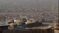 WS HA Yurtas and houses, Ulan Bator, Mongolia