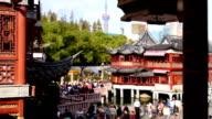 Yuyuan gardens of Shanghai