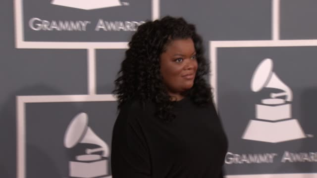 Yvette Nicole Brown at 54th Annual GRAMMY Awards Arrivals on 2/12/12 in Los Angeles CA