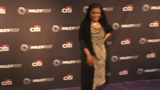 Yvette Nicole Brown at The PaleyFest 2017 Preview of 'The Comedy Get Down' at The Paley Center for Media on September 15 2017 in Beverly Hills...