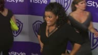 Yvette Nicole Brown at the Warner Bros And InStyle Golden Globe AfterParty at Beverly Hills CA
