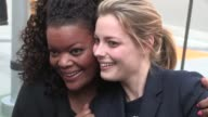 Yvette Nicole Brown Gillian Jacobs greets fans at The Way Way Back After Party in Los Angeles 06/23/13