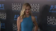 Yvonne Strahovski at the 2015 Critics' Choice Television Awards at The Beverly Hilton Hotel on May 31 2015 in Beverly Hills California